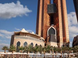 فندق باب القصر، فندق في أبوظبي