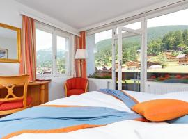 Derby Swiss Quality Hotel, hotel in Grindelwald