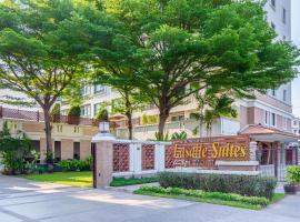 Lasalle Suites & Spa, hotel a Bang Na