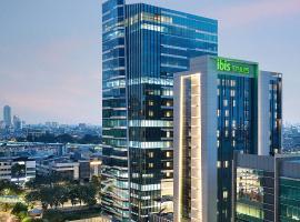 ibis Styles Jakarta Tanah Abang, hotel near Sarinah, Jakarta