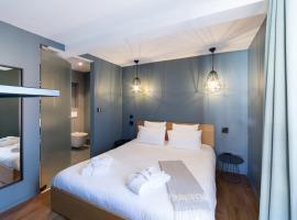 オステルリー デュ ヴュー グリューネヴァルト、ルクセンブルクのホテル