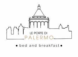 LE PORTE DI PALERMO, self-catering accommodation in Palermo