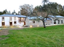 Casa rural Arrebol, hotel in Parga