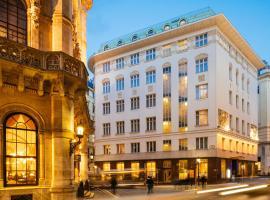 Radisson Blu Style Hotel, Vienna, hotel in Vienna