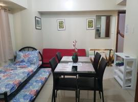 KC 1-Bedroom 2 at Horizon 101 Cebu, apartment in Cebu City
