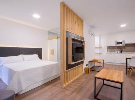 Galerías 16 Viviendas Turísticas, apartamento en Lugo