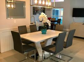 Luxury vacation home, pet-friendly hotel in Kissimmee