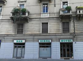 Hotel Siena, hotel near Villa Necchi Campiglio, Milan