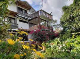 Hotel Pachamama, hostal o pensión en San Agustín
