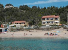ELIAS & VASILI HOUSE, hotel near Theotokos Monastery, Agios Georgios Pagon