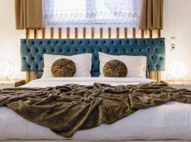 Dome Luxury Rooms in Chania City Center, B&B in Chania