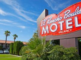 El Rancho Boulder Motel, hotel in Boulder City