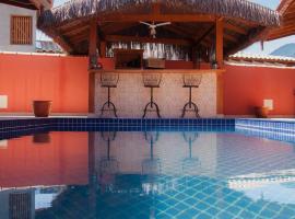 SUITES EM ILHABELA, luxury tent in Ilhabela