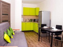 Apartment on Sakharova, апартаменты/квартира в Нижнем Новгороде