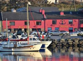 The Moorings Guesthouse & Seafood Restaurant, B&B in Portmagee