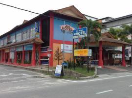 Kuala Besut Hotel Ain, hotel in Kampung Kuala Besut