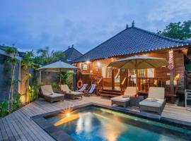 Sunset Garden Nusa Lembongan, boutique hotel in Nusa Lembongan