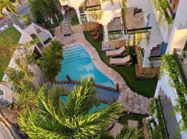 Hotel Labnah, hotel en Playa del Carmen