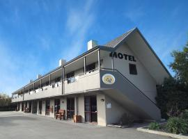 Airways Motel, hotel near Christchurch International Airport - CHC,