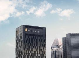 Pan Pacific Serviced Suites Beach Road (SG Clean, Staycation Approved), hotel in Singapore
