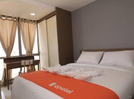 Apatel The Mansion Kemayoran Emerald, hotel near Jakarta International Expo, Jakarta