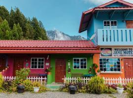 Jane Motel Kundasang, homestay in Kundasang