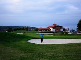 Hotel Golf Resort Olomouc – hotel w mieście Dolany