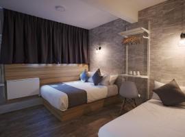 Q Loft Hotels@Bedok (SG Clean, Staycation Approved), hôtel  près de: Aéroport Changi - SIN