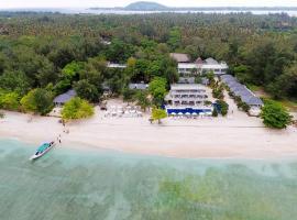 Seri Resort Gili Meno, beach hotel in Gili Meno
