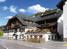 Hotel Mondschein, hotel in Sesto