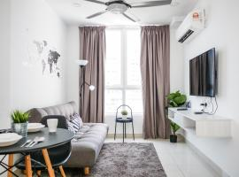 Seaview Getaway Home for 4-5 Pax, apartment in George Town