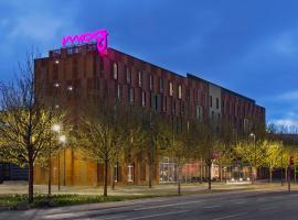 Moxy Copenhagen, hotel near The Royal Theater, Copenhagen