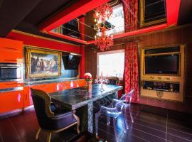 Luxury Suites, hotel in Drama