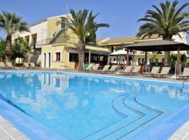 AGNES APARTMENTS, budget hotel in Kavos