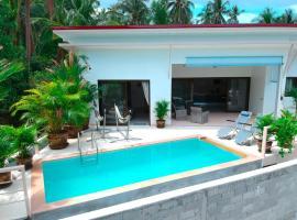 Sea view relax villa 1, hotel in Chaloklum