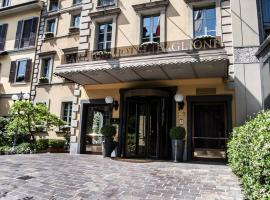 Baglioni Hotel Carlton - The Leading Hotels of the World, hotel near La Scala, Milan
