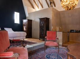La Demeure Renaissance, self-catering accommodation in Bourges