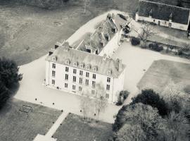 Château de Paradis, B&B in La Croix-en-Touraine