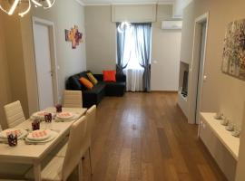 Cooper Apartment, appartamento a Genova