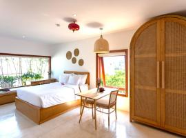 nang house beach, apartment in Danang