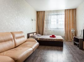 BestFlat24 Krasnyy kit, accessible hotel in Mytishchi