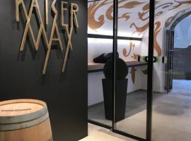 Kaiser Max Design Appartements, Ferienwohnung in Innsbruck