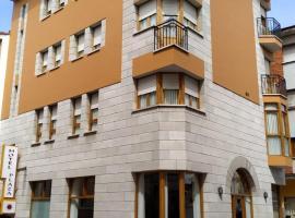 Hotel Plaza, hotel en Cangas de Onís