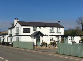 Tafarn y Waen was The Farmers Arms, hotel near Gwrych Castle, St Asaph