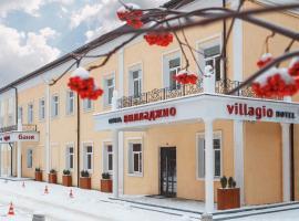 Отель Вилладжио, отель в Калуге