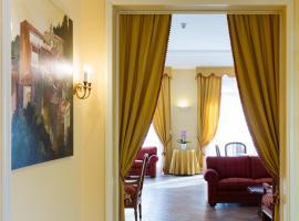 Hotel Tuder, отель в Тоди