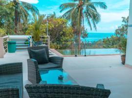 Sea view relax villa 2, hotel in Chaloklum