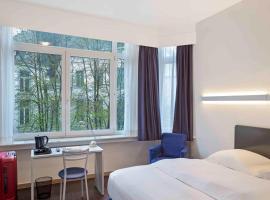 Argus Hotel Brussels, hotel in Elsene / Ixelles, Brussels