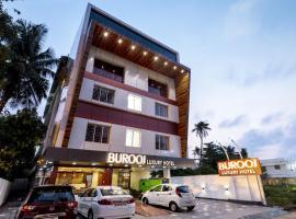 Burooj Hotel, отель в Коччи