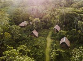 Amak Iquitos Ecolodge - All Inclusive, lodge in Santa Clara